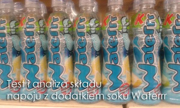 Kubuś Waterrr – woda dla dzieci i dorosłych