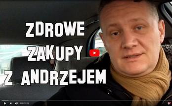 Zdrowe zakupy z Andrzejem [vlog]